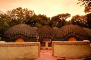 lesedi huts