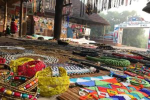 Beads at lesedi
